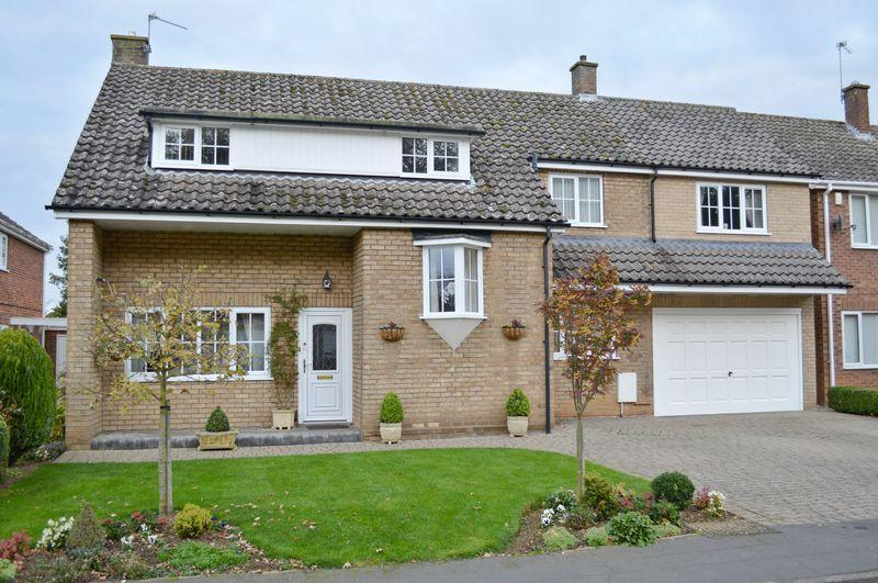 4 Bedrooms Village House for sale in Park View Avenue, Branston