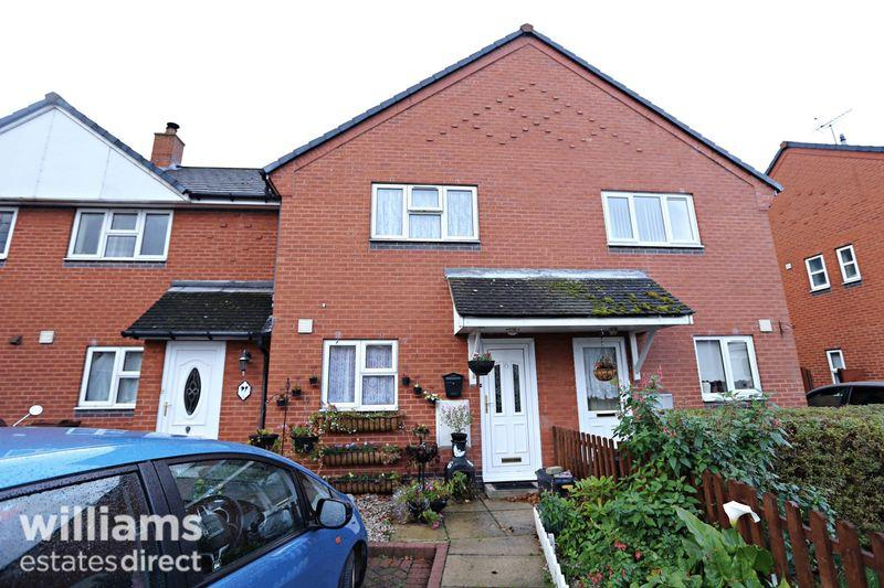 2 Bedrooms Terraced House for sale in Llys Dewi, Penyffordd