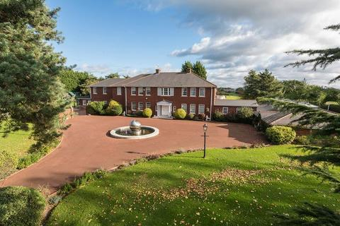 7 bedroom detached house for sale - A very special country estate - Sproston, Cheshire