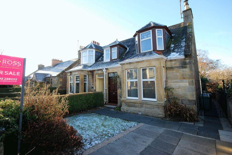 3 Bedrooms Semi-detached Villa House for sale in 14 Maybole Road, Ayr , KA7 2QA