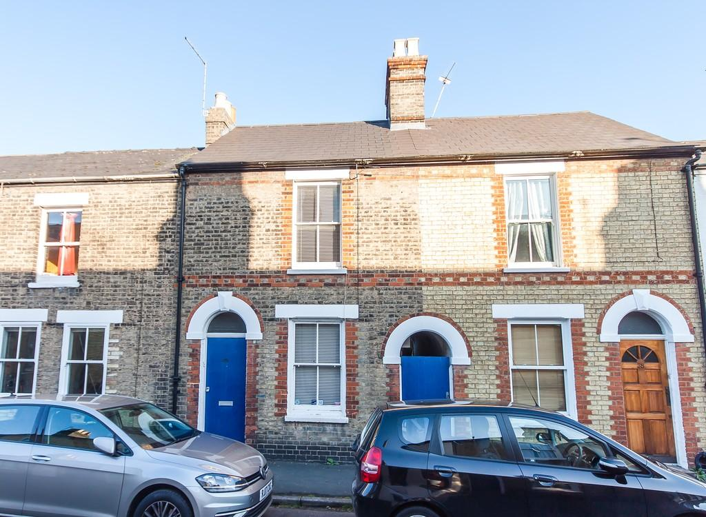 2 Bedrooms Terraced House for sale in York Street, Cambridge