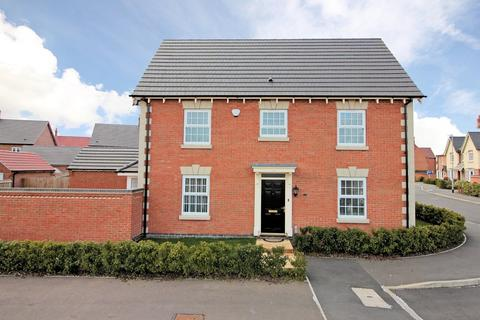 New Homes Station Road Ibstock
