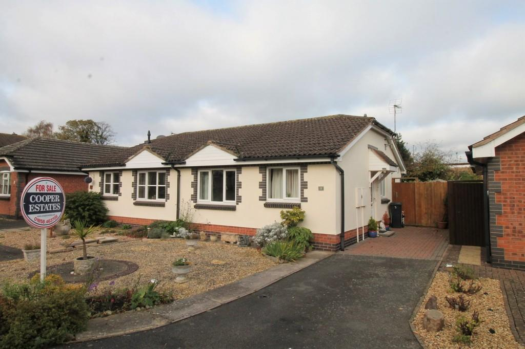 2 Bedrooms Semi Detached Bungalow for sale in Oaklands Park, Little Bowden