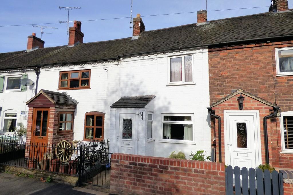 2 Bedrooms Terraced House for sale in Cornmill Lane, Tutbury