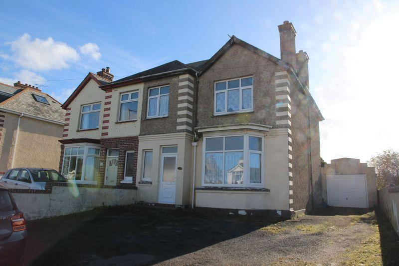 3 Bedrooms Semi Detached House for sale in Henver Road, Newquay