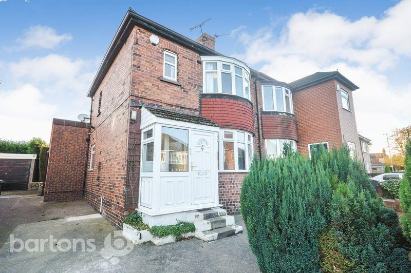 3 Bedrooms Semi Detached House for sale in Keppel Road, Scholes