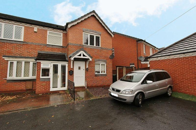 2 Bedrooms End Of Terrace House for sale in Factory Road, Tipton