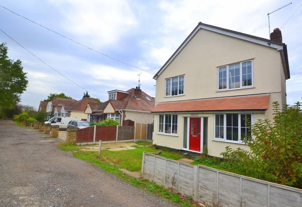 4 Bedrooms Detached House for sale in Southend Road, Howe Green, CM2 7TD