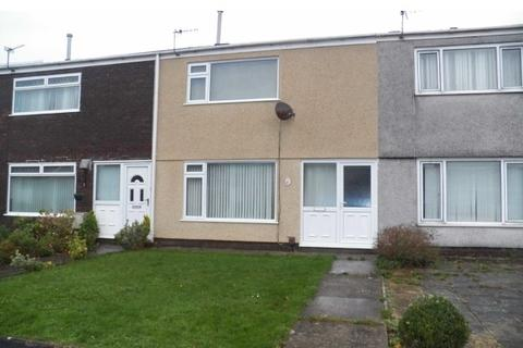 2 bedroom house to rent - Aneurin Way, Sketty