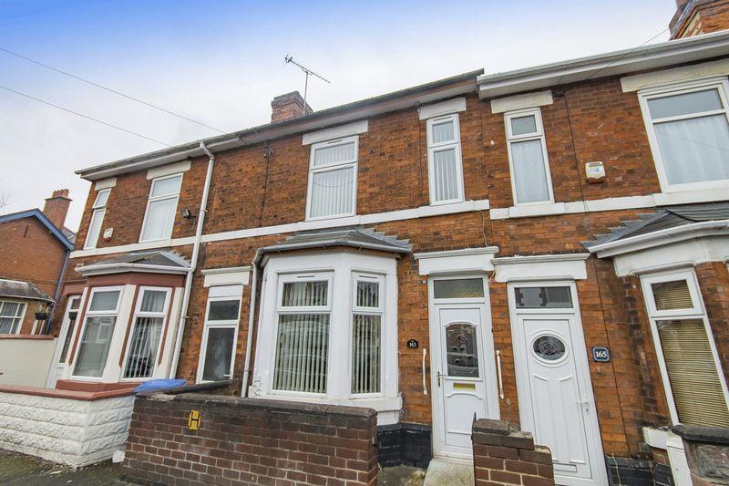 3 Bedrooms End Of Terrace House for sale in Almond Street, Derby