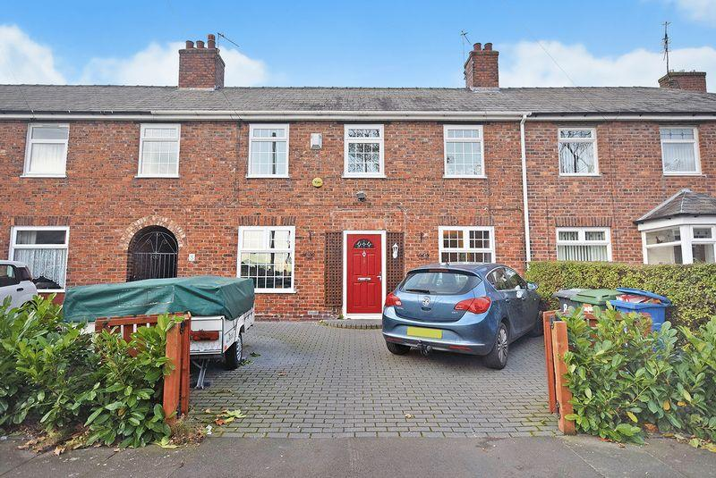 3 Bedrooms Town House for sale in Lockett Road, Widnes