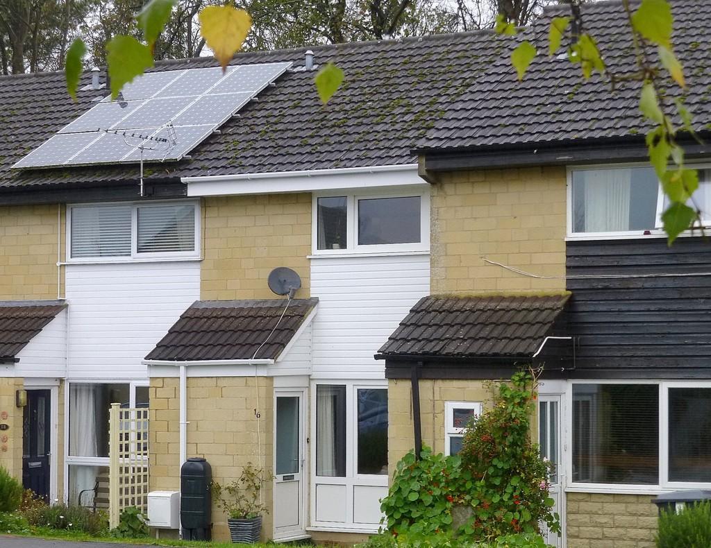 2 Bedrooms Terraced House for sale in Upper Regents Park, Bradford On Avon