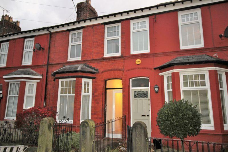 3 Bedrooms Terraced House for rent in Rose Brae, Liverpool