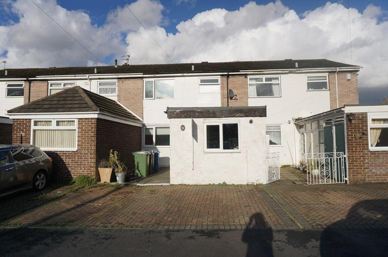3 Bedrooms Terraced House for sale in Abingdon Road, Bramhall