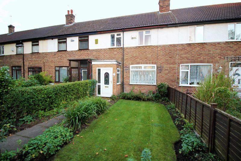 3 Bedrooms Terraced House for sale in Eastham Village Road, Eastham