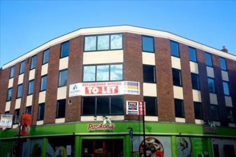 Office to rent - Chariot House, 57 Carr Lane, Hull, East Yorkshire