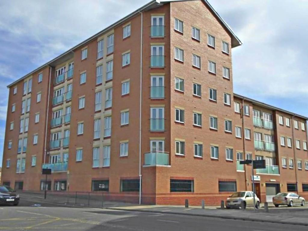 1 Bedroom Apartment Flat for sale in Tradewinds Old Harbour Court Hull