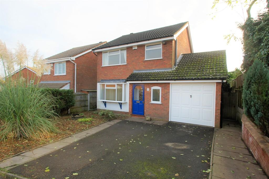 3 Bedrooms Detached House for sale in Bond Way, Hednesford