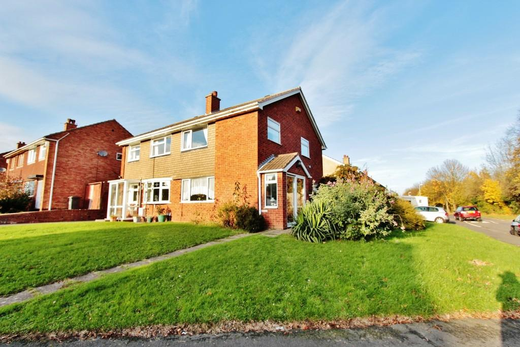 3 Bedrooms Semi Detached House for sale in Collett, Glascote