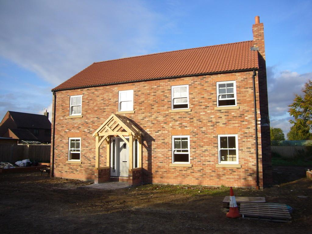 4 Bedrooms Detached House for sale in Plot 3, Hollycroft Farm, Barmby On The Marsh, Nr Howden, DN14 7HL