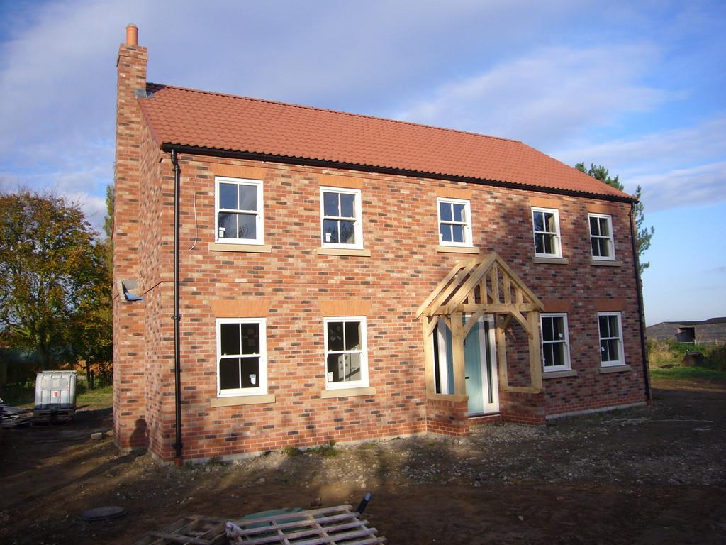 4 Bedrooms Detached House for sale in Plot 4, Hollycroft Farm, Barmby On The Marsh, DN14 7HL