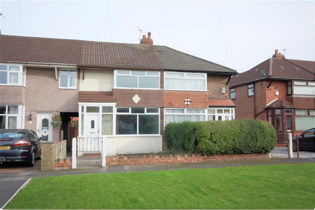 2 Bedrooms Terraced House for sale in Sandhurst Road, Rainhill, St Helens, L35