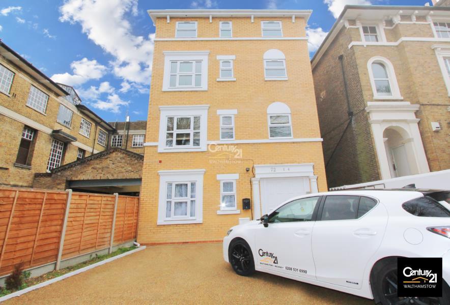 2 Bedrooms Flat for sale in New Wanstead, 2 Bedroom Flat