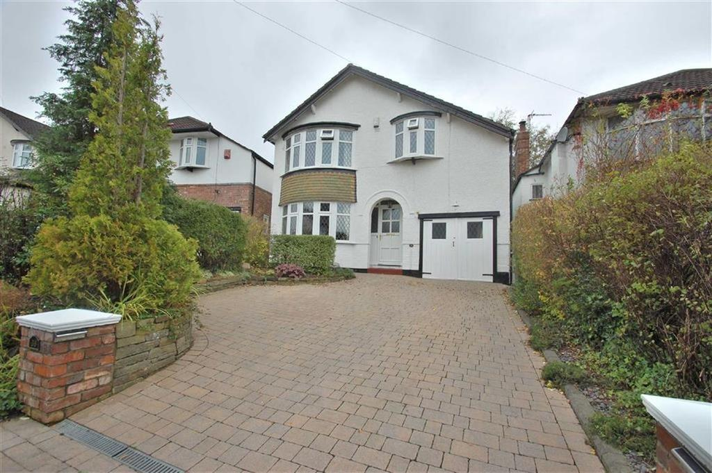 4 Bedrooms Detached House for sale in Waterloo Road, Bramhall, Stockport