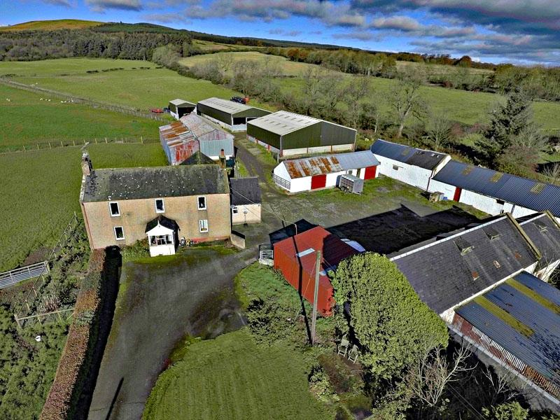 4 Bedrooms Farm Land Commercial for sale in Wester Parkgate, Parkgate, Dumfries DG1