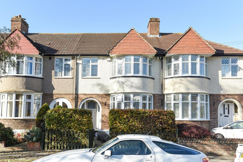 3 Bedrooms Terraced House for sale in Woodside Avenue, Chislehurst