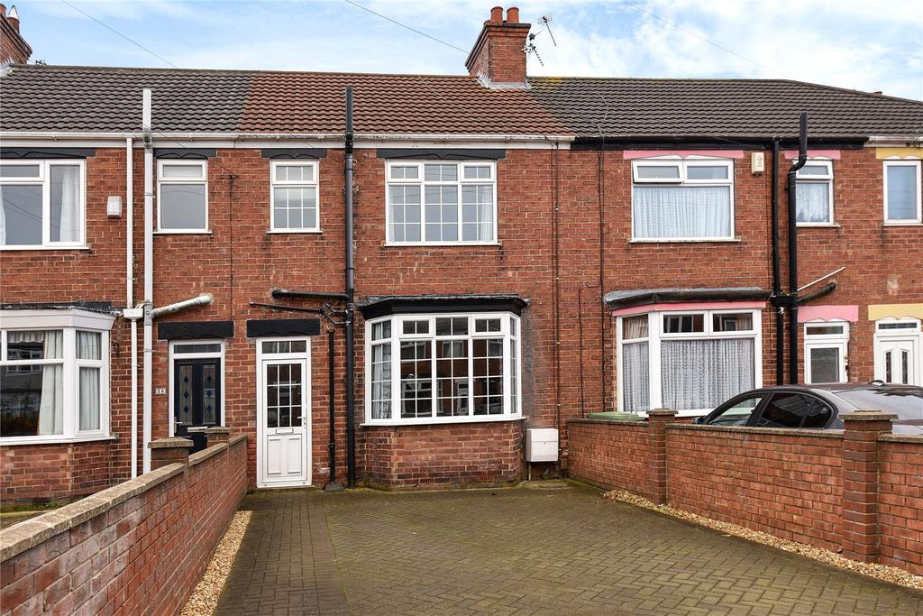 3 Bedrooms Terraced House for sale in Phyllis Avenue, Grimsby, DN34