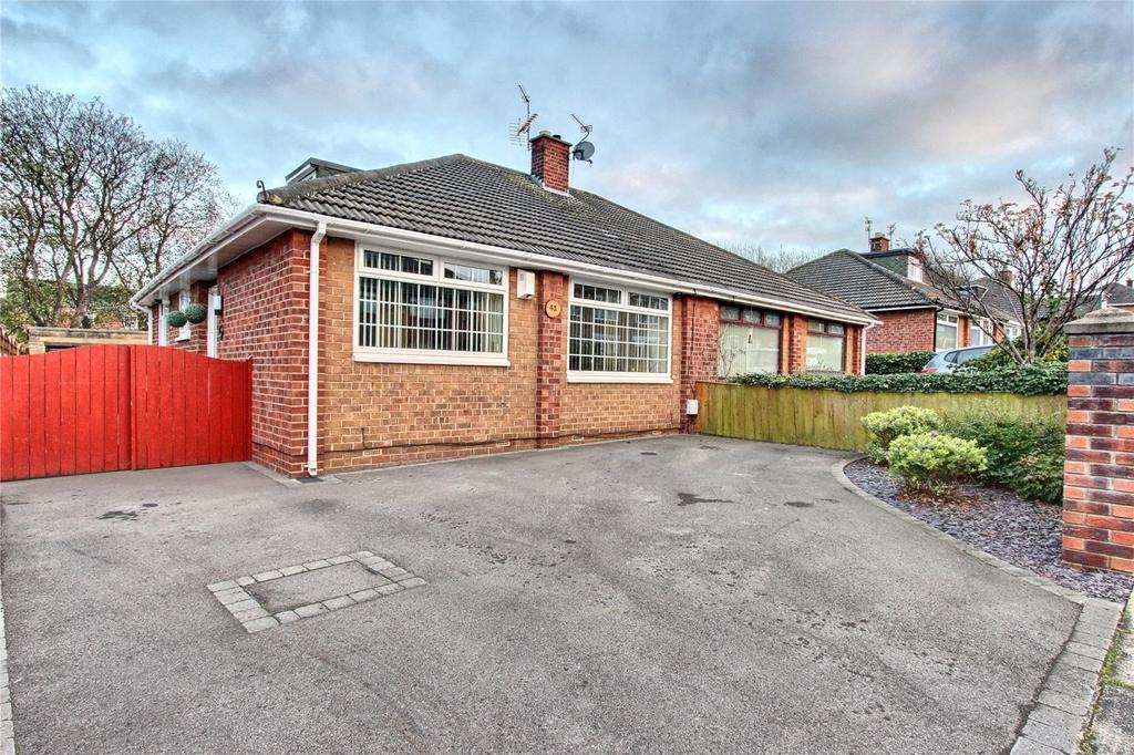 3 Bedrooms Semi Detached Bungalow for sale in Regency Avenue, Normanby