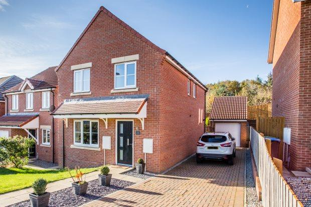 4 Bedrooms Detached House for sale in RUSHYFORD DRIVE, CHILTON, SPENNYMOOR DISTRICT