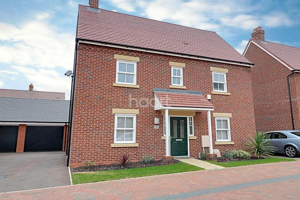 3 Bedrooms Detached House for sale in Bedford