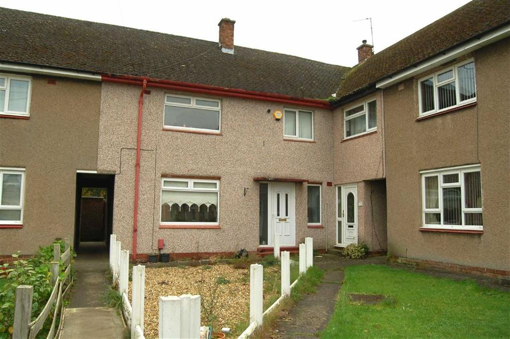 3 Bedrooms Terraced House for sale in Burns Close, Great Sutton, Ellesmere Port