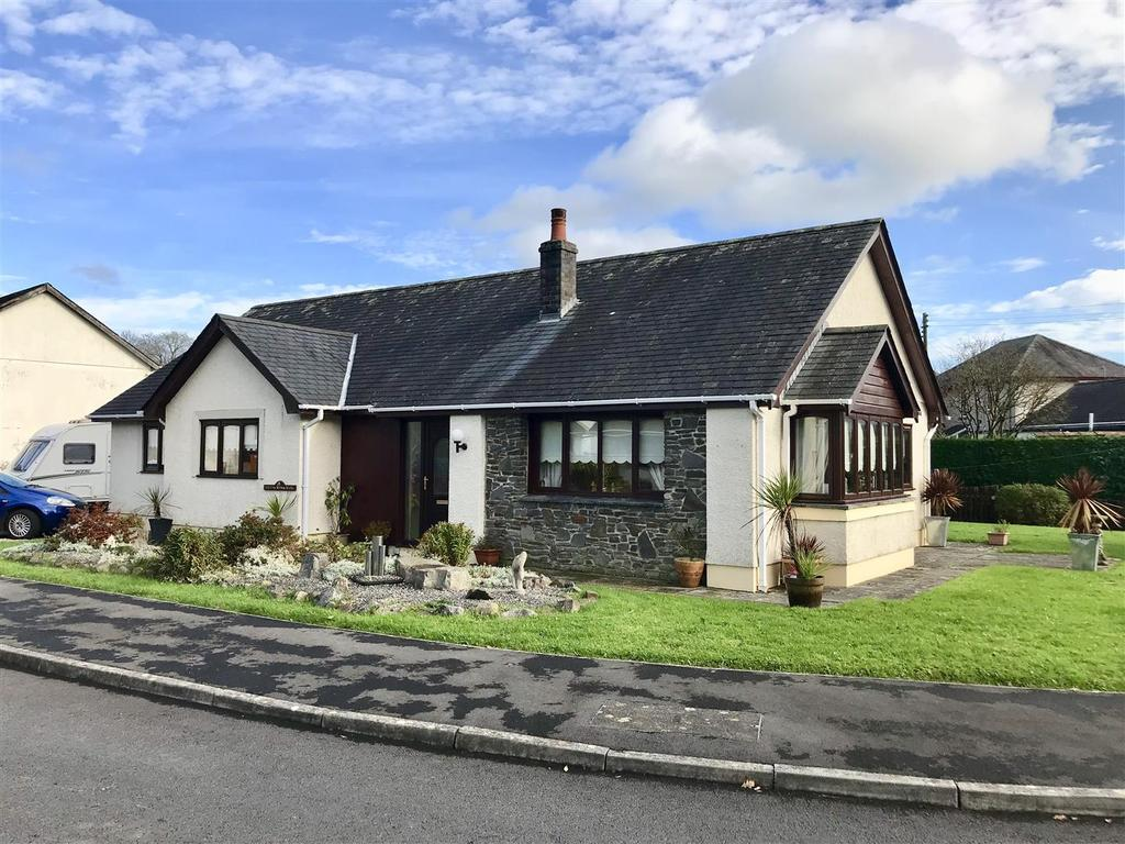 4 Bedrooms Bungalow for sale in Talley, Llandeilo