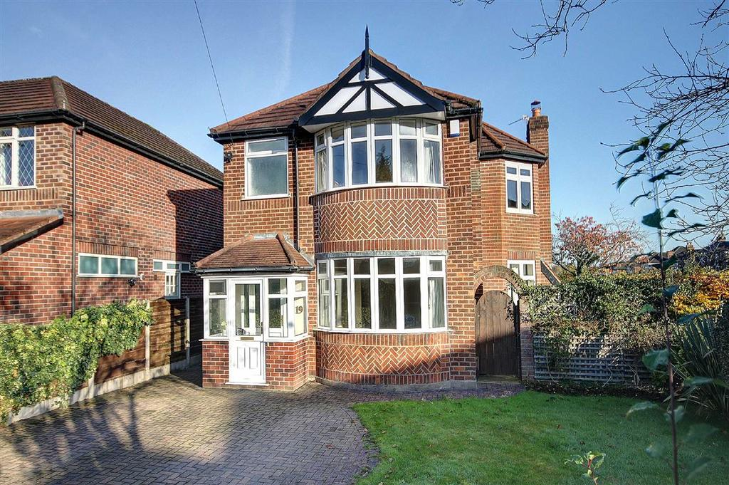 4 Bedrooms Detached House for sale in Granville Road, Timperley, Cheshire