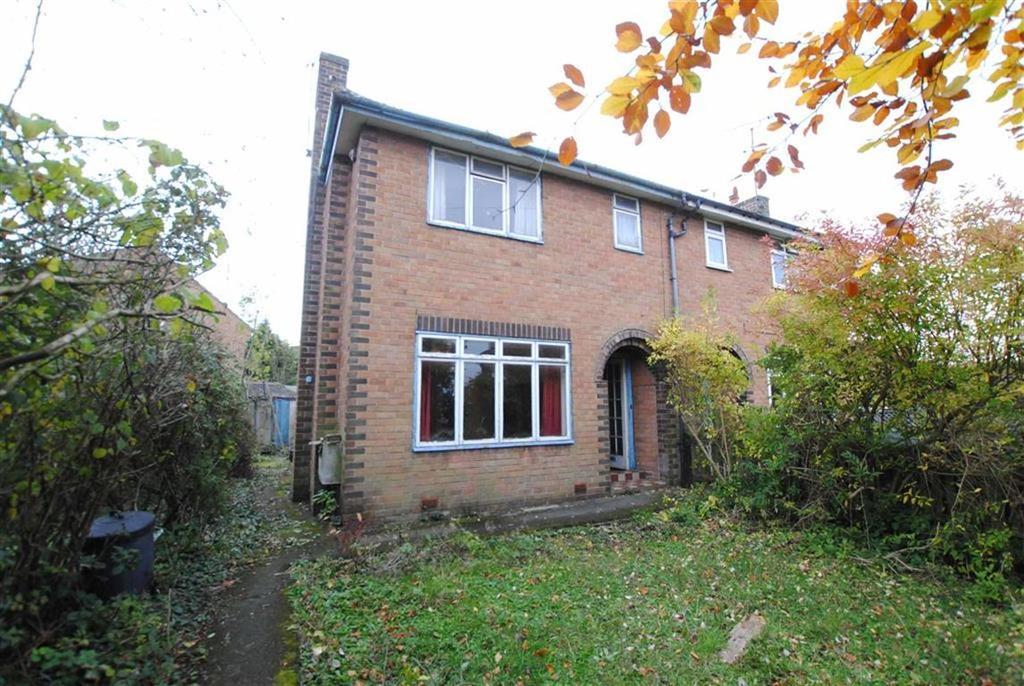 3 Bedrooms Semi Detached House for sale in Woodlands Grove, Harrogate, HG2