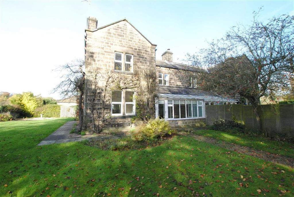 2 Bedrooms Semi Detached House for sale in Leathley Lane, Leathley, LS21