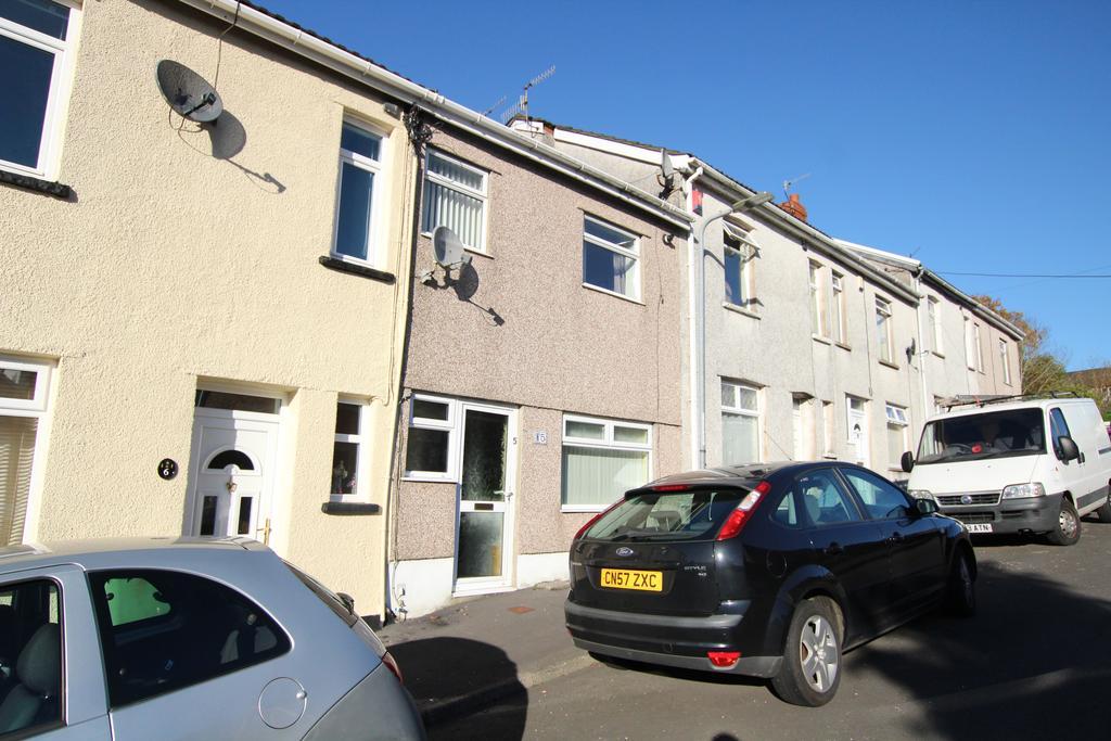 3 Bedrooms Terraced House for sale in Pritchards Terrace, Fleur de Lys, Blackwood NP12