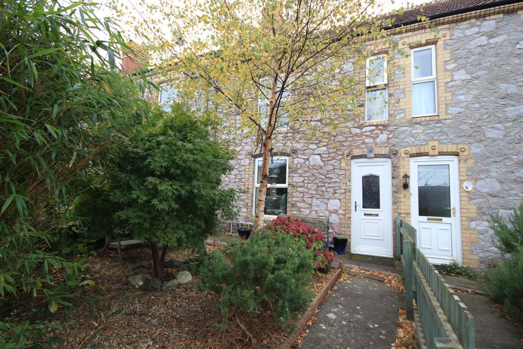 2 Bedrooms Terraced House for sale in Severn Terrace, Watchet TA23