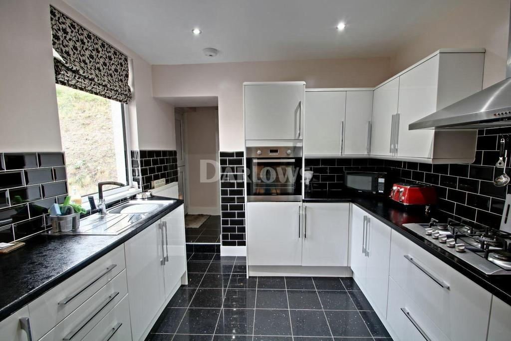 3 Bedrooms End Of Terrace House for sale in Mountain Ash