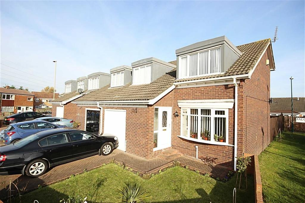 3 Bedrooms End Of Terrace House for sale in Falcon Villas, South Shields, Tyne And Wear