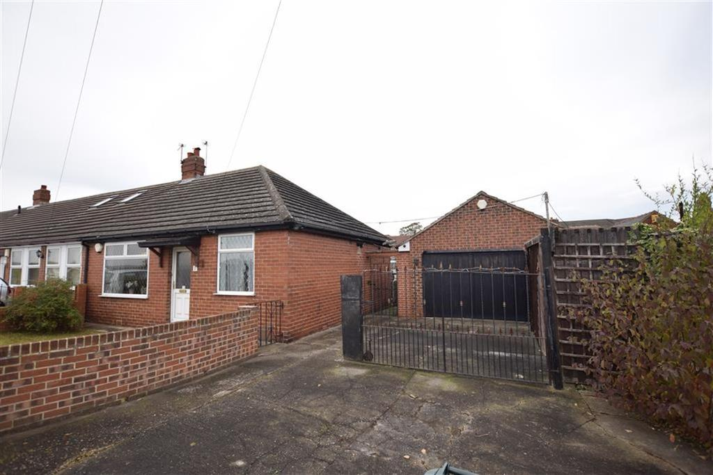 2 Bedrooms Terraced Bungalow for sale in Michaels Estate, Grimethorpe, Barnsley, S72