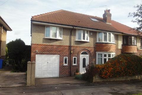 4 bedroom semi-detached house to rent - 302 Carterknowle Road, Carterknowle, S11 9GA