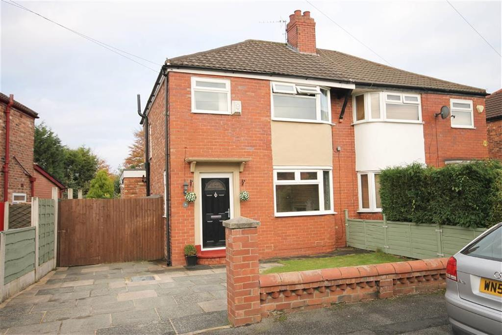 3 Bedrooms Semi Detached House for sale in Highbank Drive, East Didsbury, Manchester