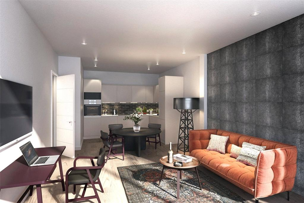 2 Bedrooms Flat for sale in Wilson, Potato Wharf, Manchester, Greater Manchester, M3