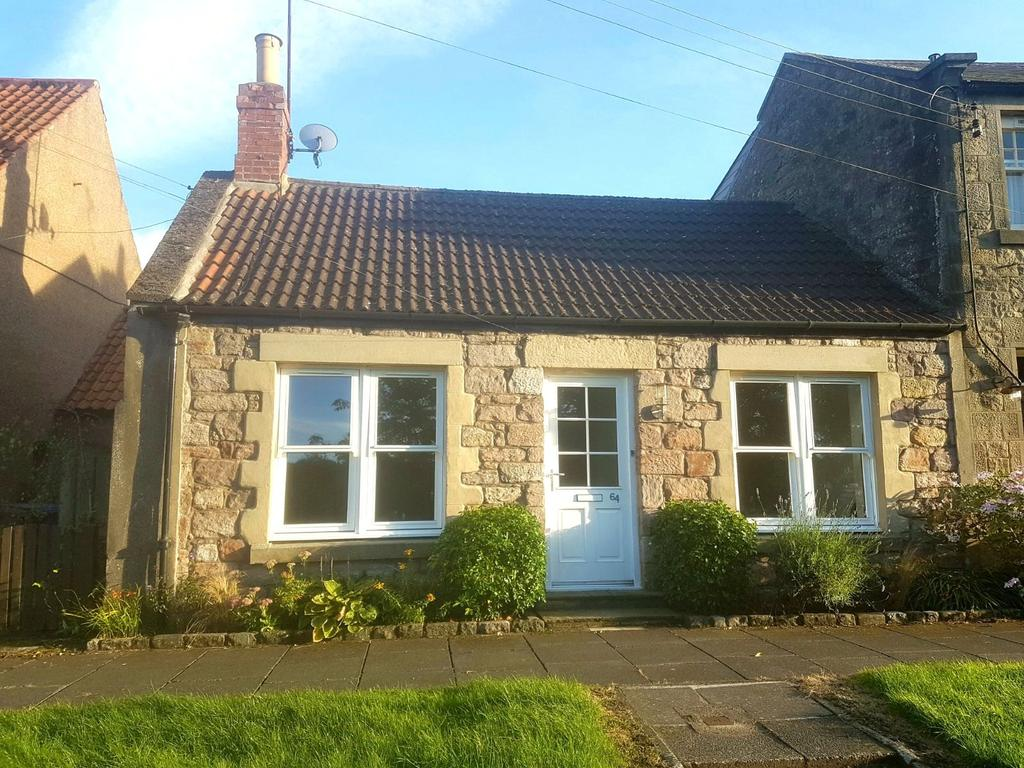 2 Bedrooms Bungalow for sale in Castle Street, Norham, Northumberland