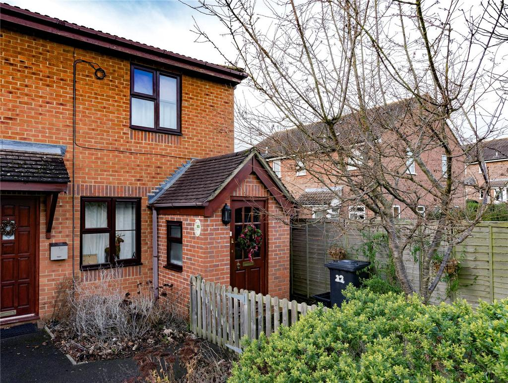 2 Bedrooms End Of Terrace House for sale in The Ridgeway, Alton
