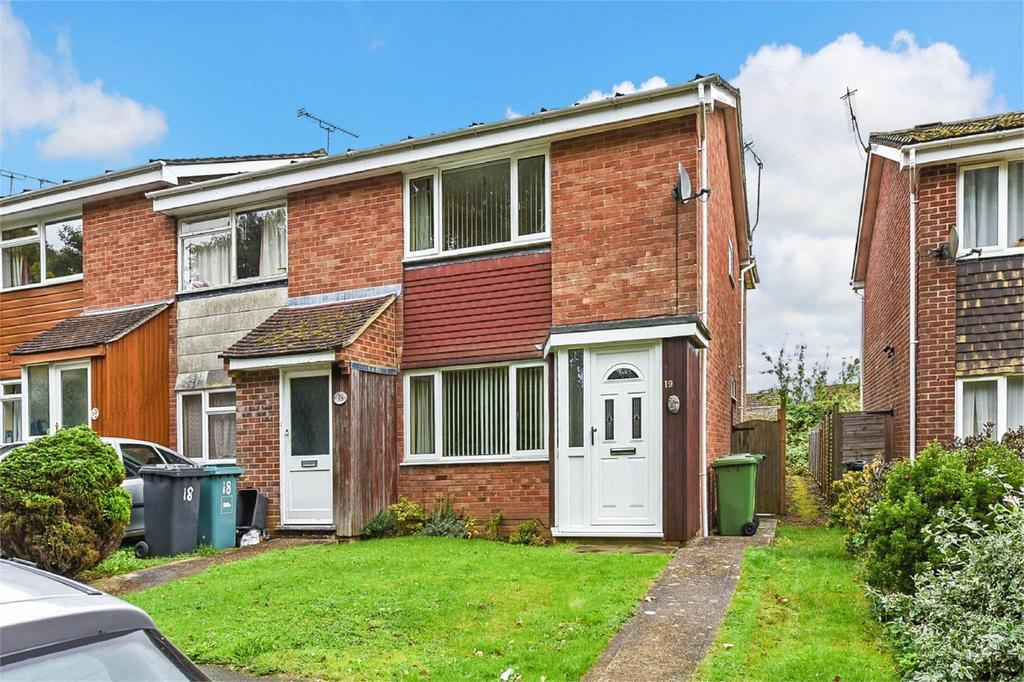 3 Bedrooms End Of Terrace House for sale in Linnet Way, Alton, Hampshire
